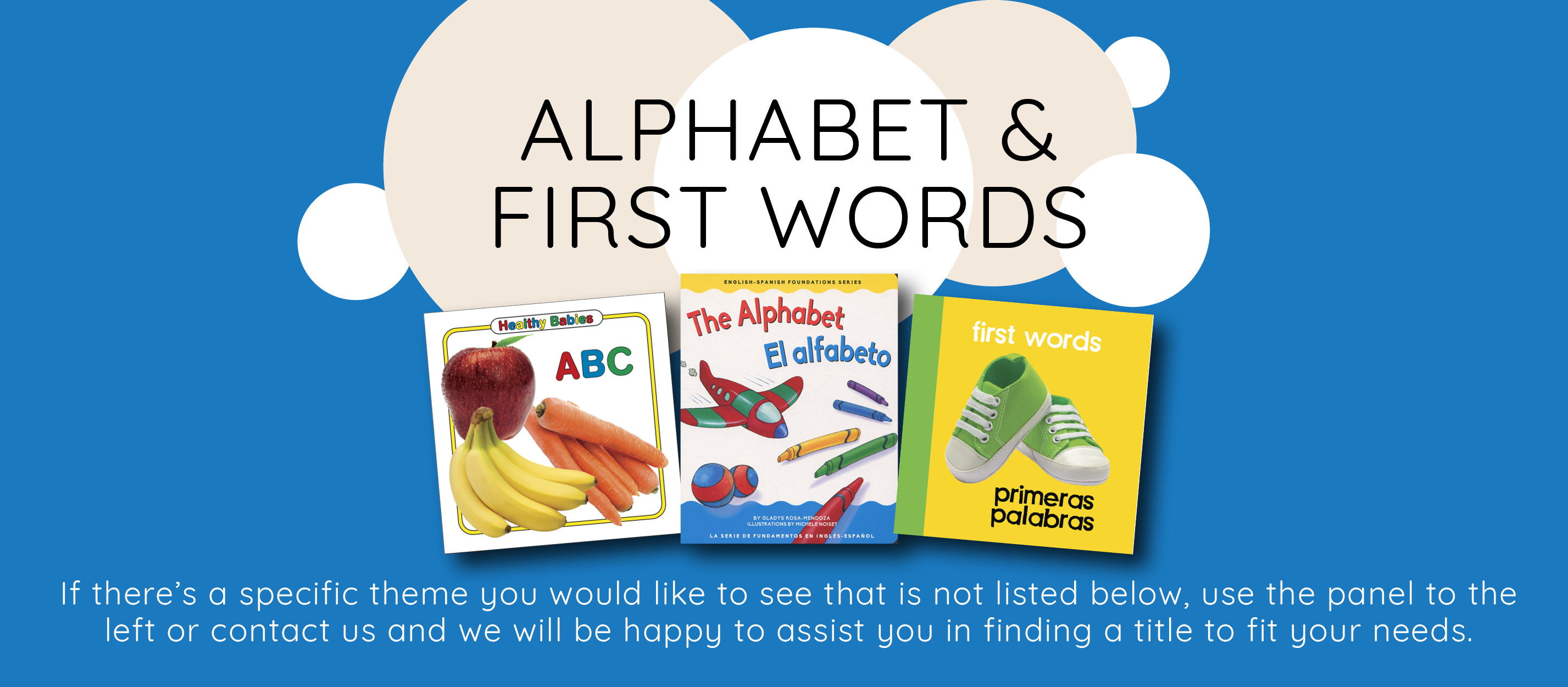 Alphabet & First Words