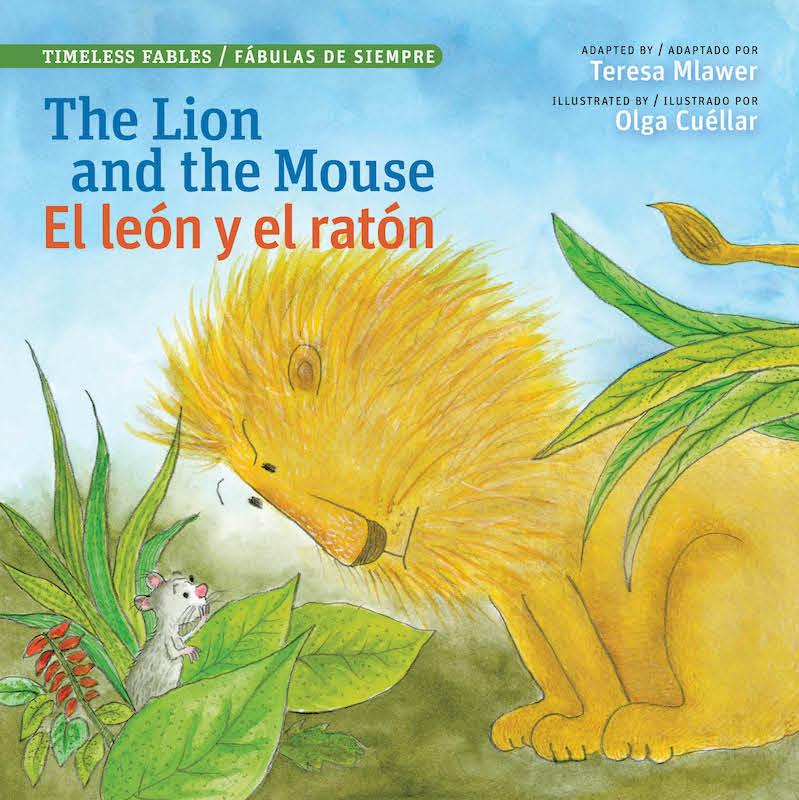Lion and the Mouse / El leon y el raton (Timeless Fables) (carton ...