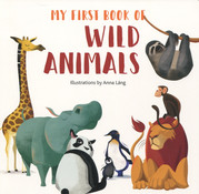 My First Book of Wild Animals (carton of 40)